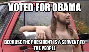Almost Politically Correct Redneck
