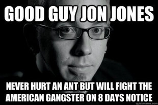 Good guy Jon Jones