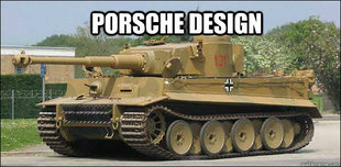 Where Porsche came from
