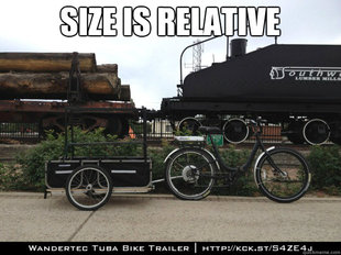 Size is Relative