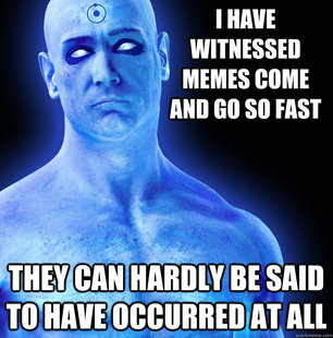 condescending doctor manhattan