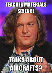Boring James May