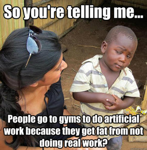 3rd World Skeptical Child