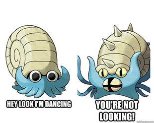 Dancing pokemon meme quickmeme