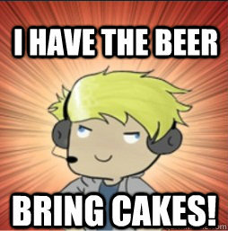 TheBeerCake