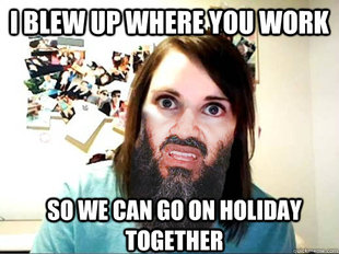 Overly Attached Osama