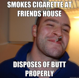 Good Guy Greg