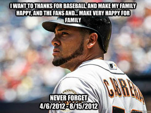 Never Forget Melky