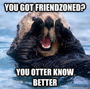 otter know better