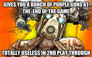 Borderlands 2 Logic