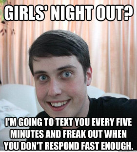 Overly Attached Boyfriend