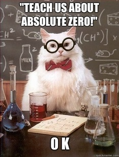 Chemistry Cat