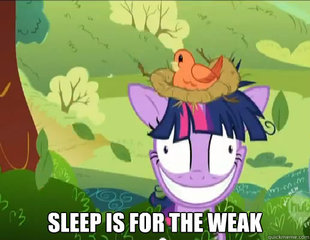 Insane Twilight Sparkle