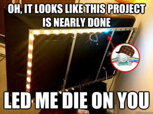 Scumbag LED