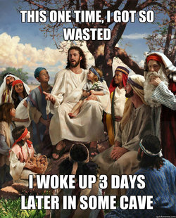 Story Time Jesus