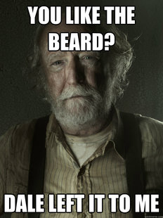 Grizzled Hershel Greene