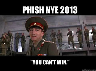 Goldeneye Phish