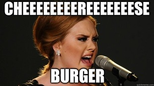 Angry Advice Adele