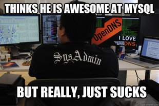Success SysAdmin