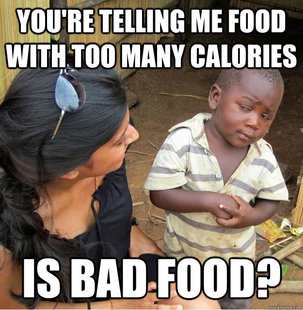 Skeptical Third World Kid