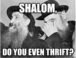 First World Jew Problems