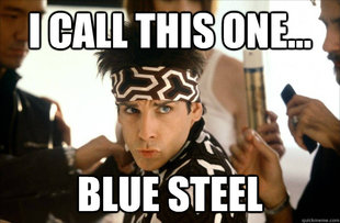 Derek Zoolander on Abortion