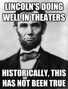 Good guy lincoln