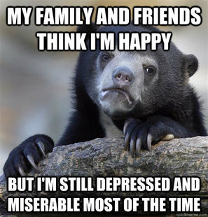 Confession Bear