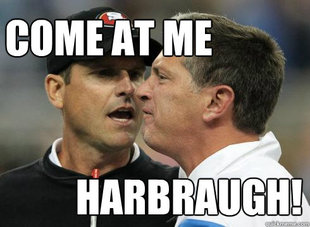Harbaugh U Mad