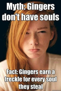 Ginger Myths