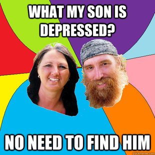 Overly Permissive Hippie Parents
