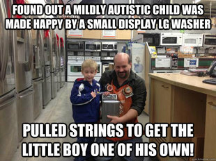 Good Guy Home Depot Employee