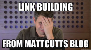 Facepalm Matt Cutts