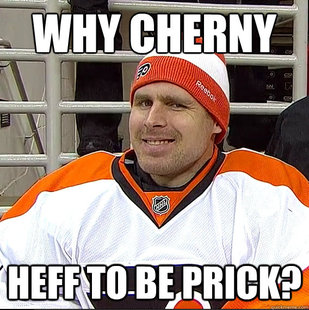 Ilya Bryzgalov Solid Guy