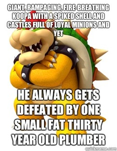 Scumbag Bowser