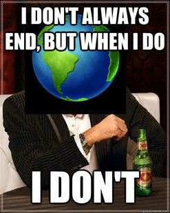 The Most Interesting World In The World