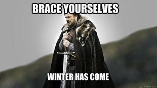 Ned stark winter is coming