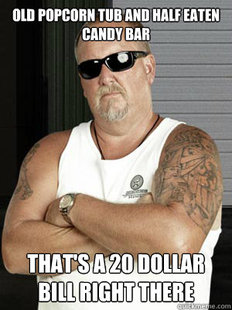 Darrell joined Pawn Stars