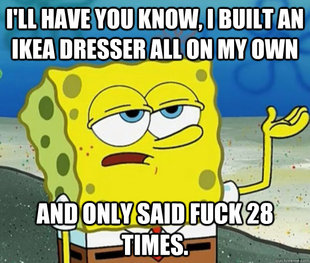 Tough Spongebob