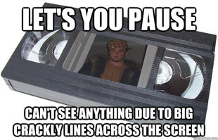 Scumbag VHS