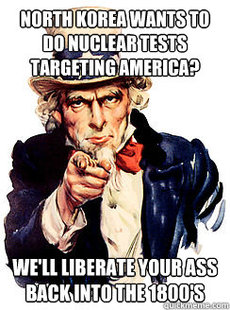Advice by Uncle Sam