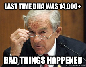 Skeptical Ron Paul