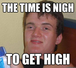 Really High Guy