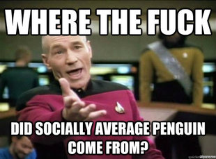 why the fuck picard