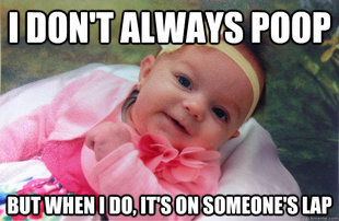 Most interesting baby in the world