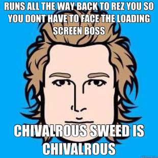 Chivalrous Sweed