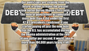 OBAMA DEBT