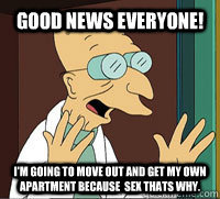 Scumbag Professor Farnsworth