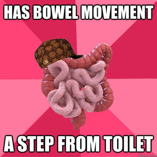Scumbag Intestines