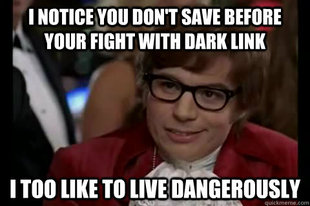 Dangerously - Austin Powers